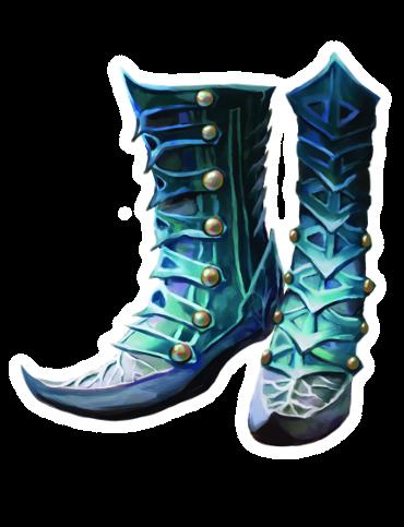 Mercurium boots
